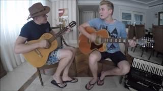 Download Lagu Bebendo de Torneira - Conrado e Aleksandro part. Bruno e Barreto (Cover GTG) Mp3