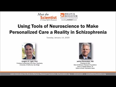 Using Tools of Neuroscience to Make Personalized Care a Reality in Schizophrenia