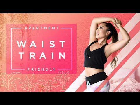 캐시언니의 아파트내 운동 시리즈 - 허리운동