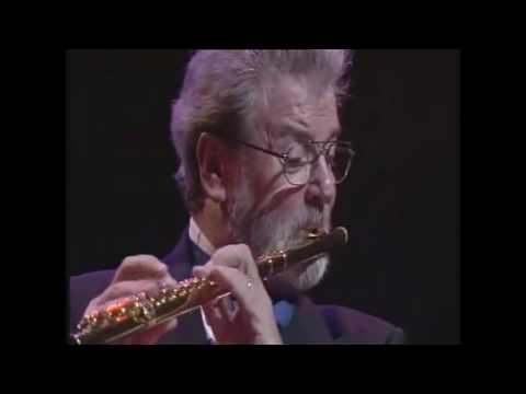 Jules Mouquet - La Flute de Pan (видео)
