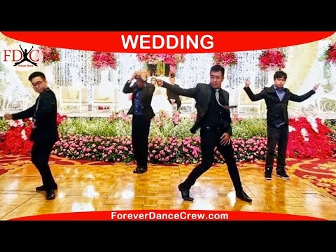 Wedding Party Ritz-Carlton Hotel Jakarta