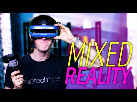 What is MIXED Reality? - Acer Windows MR Headset