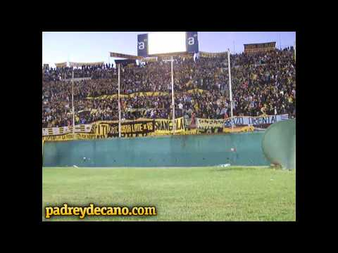 Hinchada de Peñarol vs Defensor - Clausura 2012 - Barra Amsterdam - Peñarol