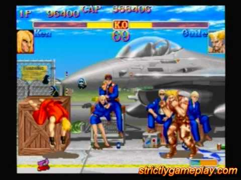 street fighter 25th anniversary collection playstation 3