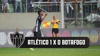Atlético-MG 1 x 0 Botafogo