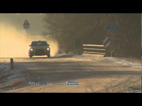 Shakedown - Rally Liepaja-Ventspils 2013