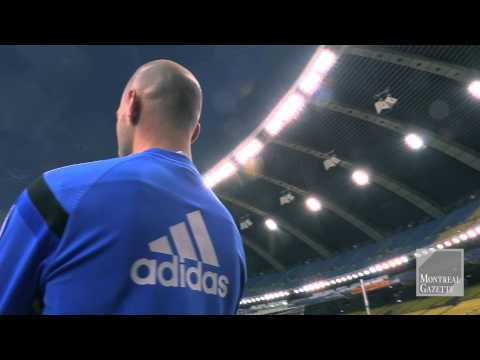 Belgian defender Laurent Ciman joins the Montreal Impact