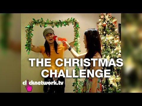 The Christmas Challenge - Chick vs. Dick: EP26 (видео)