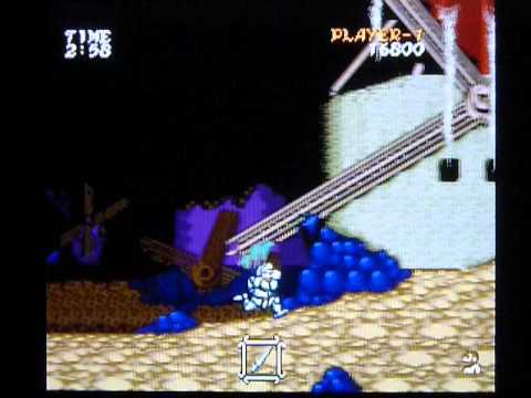 PC Engine - SuperGrafx - Daimakaimura (Ghouls n Ghosts) - Exclusive PCSG