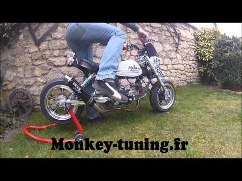 monkey tuning show bike 178 YX 4 valve yoshimura YDMJN 28
