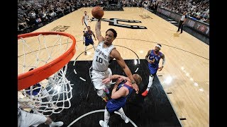 DeMar DeRozan's Best Dunks From 2018-2019 Season by Bleacher Report