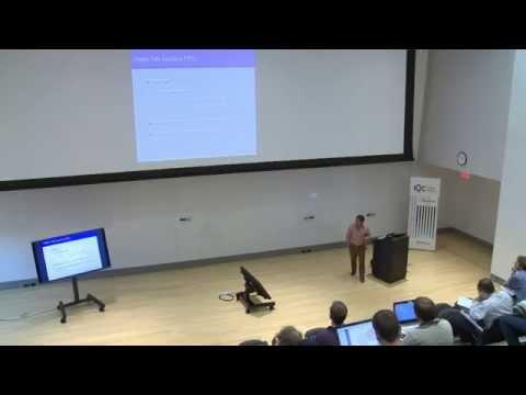 Jintai Ding - ZHFE, a New Multivariate Public Key Encryption Scheme