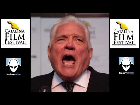 G.W. Bailey at the Catalina Film Festival