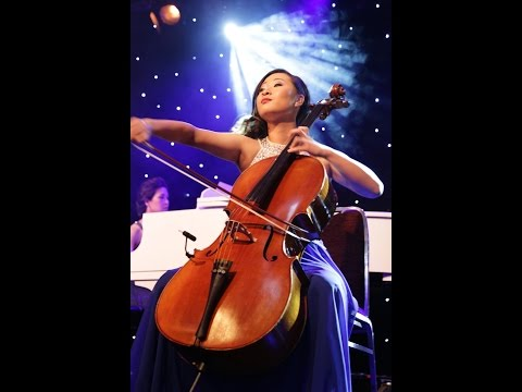 2016 Ethnic Business Awards – Entertainment – Boyoung Jeong Performs Allegro Appassionato by Saint Saens