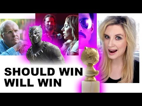 Golden Globes 2019 Nominations & Predictions