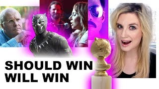 Golden Globes 2019 Nominations & Predictions by Beyond The Trailer