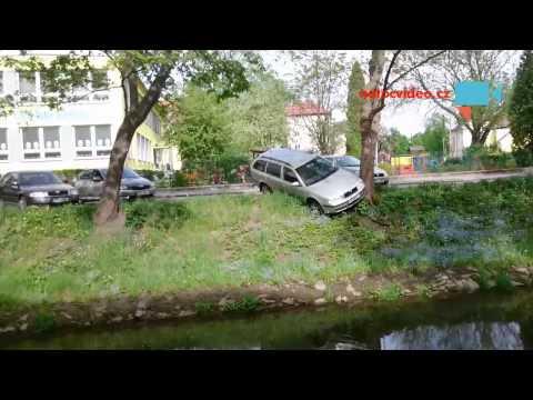 Parkování v Č. Budějovicích