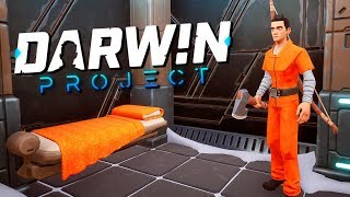 The CRAZIEST SURVIVAL GAME EVER! - Project Darwin Gameplay - New Battle Royale game