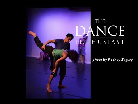 New York Dance Up Close: Regina Nejman & Co - A Minute of Pickups