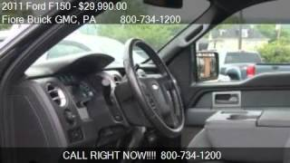 2011 Ford F150 4WD SuperCrew 145 XLT - for sale in Altoona,