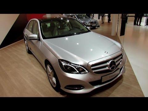 Mercedes e diesel 2013 фотка