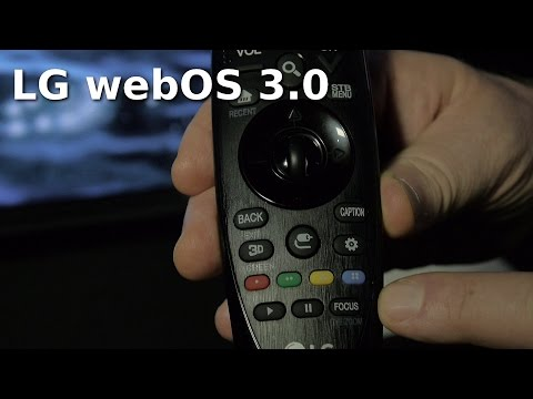 LG webOS 3.0 - new features [ENG]