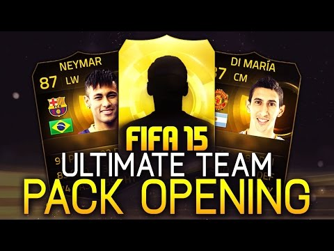 FIFA 15 ULTIMATE TEAM | PACK OPENING