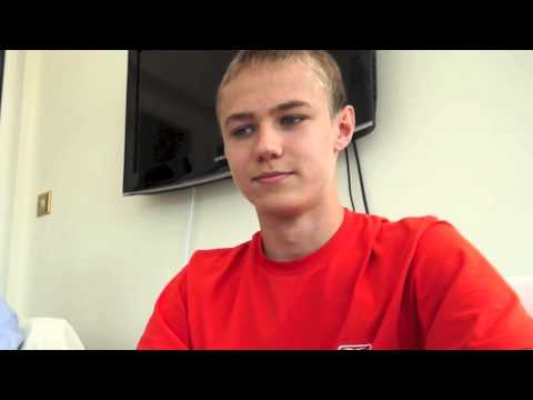 Learning English one to one: Kirill's story