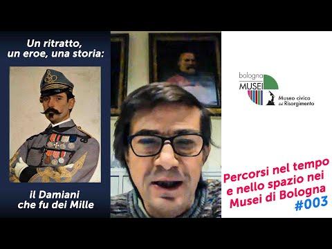 Un ritratto, un eroe, una storia - Giovan Maria Damiani