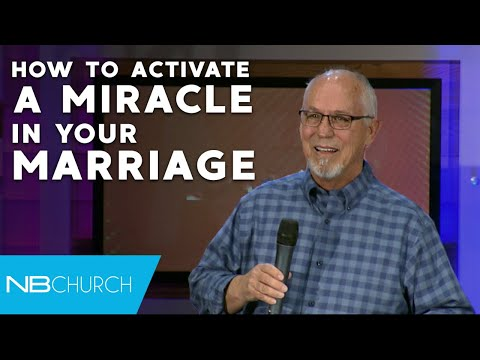 How to get a Marriage Miracle