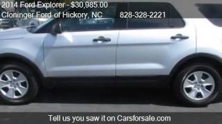 2014 Ford Explorer Base - for sale in Hickory, NC 28602