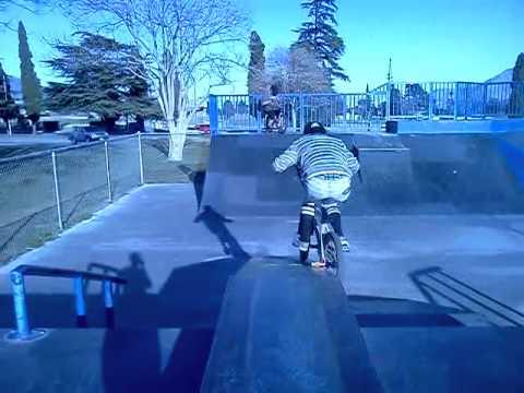 bmx kings banning skate park