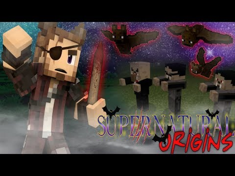 VAMPIRE HUNTERS ALLIANCE! - Minecraft Supernatural Origins #5 (Werewolf Modded Roleplay)
