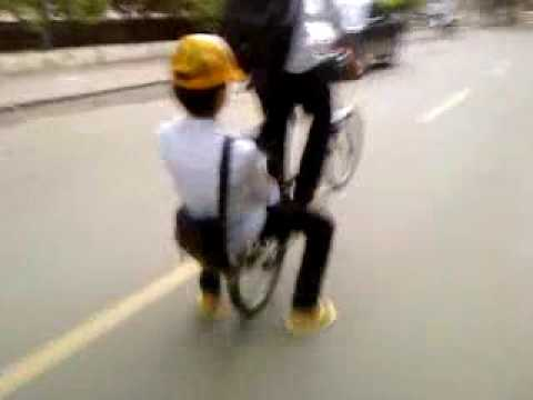 Xboy - X-boy video Fly bike  ...