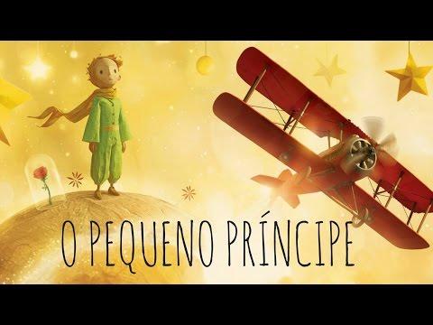 O PEQUENO PRÍNCIPE - Antoine de Saint-Exupéry I Resumo Animado