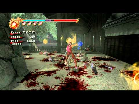ninja gaiden 2 trailer 1080p