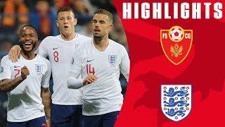 Video Montenegro 1-5 England | Barkley Brace & Sterling Shines Again! | Euro 2020 Qualifiers | England MP3, 3GP, MP4, WEBM, AVI, FLV April 2019
