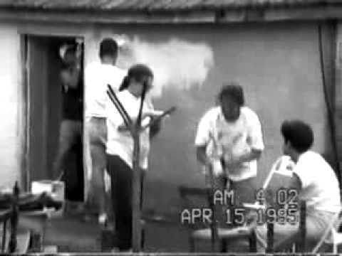 MELO MELANDO DE BRANCO EM CACEQUI