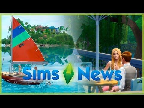 Sims News - Сравнение The Sims 4 с другими частями.