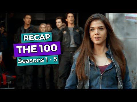 The 100: Seasons 1 - 5 RECAP