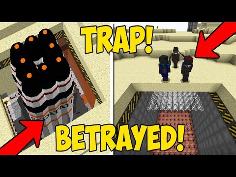 I GOT TRAPPED AND BETRAYED BY AN ALLY!  - Modded Factions Episode 32