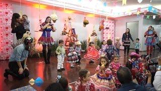 Festa Caipira Colégio Espaço Livre