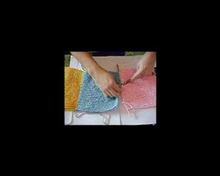 Mantas hechas a mano de lana videos videos - Mantas de lana hechas a mano ...
