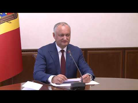 President of Moldova to have online discussion with President of Latvia