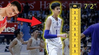"Video How Good Is 7'2"" 16 Year Old KAI SOTTO Actually? MP3, 3GP, MP4, WEBM, AVI, FLV Juni 2019"