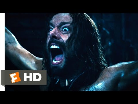 Underworld: Rise of the Lycans (2/10) Movie CLIP - Thirty Lashings (2009) HD