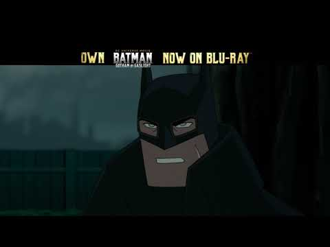 Batman: Gotham By Gaslight On Ultra HD Blu-Ray