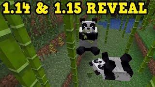 Minecraft 1.14 Village & Pillage Update REVEAL