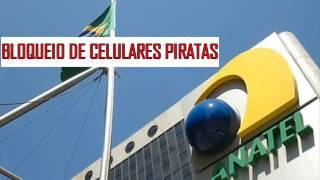 Anatel pode adiar início de bloqueio de celulares piratas