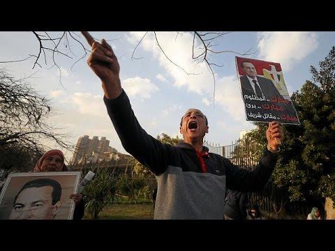 Αθωώθηκε ο Χόσνι Μουμπάρακ